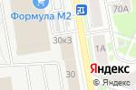 Схема проезда до компании Капитан в Новосибирске