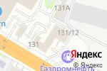 Схема проезда до компании Helper в Новосибирске