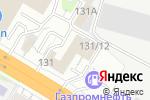 Схема проезда до компании Софт Трейд в Новосибирске