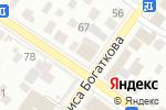 Схема проезда до компании Автомоечный комплекс в Новосибирске