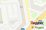 Схема проезда до компании Классик-свет в Новосибирске