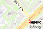 Схема проезда до компании Мельница в Новосибирске
