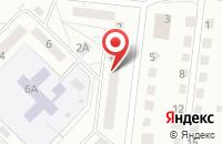 Схема проезда до компании Монитор Психологии в Новосибирске