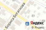 Схема проезда до компании Магазин отделочных и строительных материалов в Новосибирске