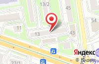 Схема проезда до компании Артбизнесмедиа в Новосибирске