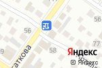 Схема проезда до компании Новосибхлеб в Новосибирске