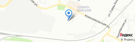 Бонус на карте Новосибирска