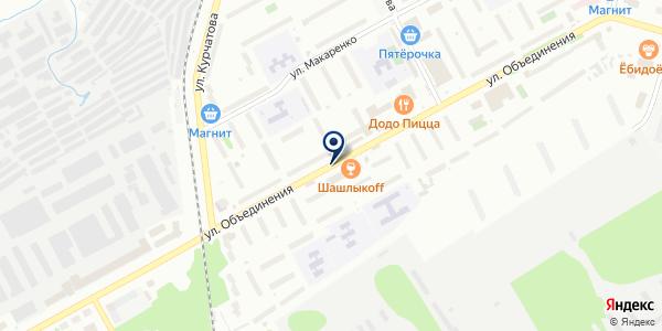 Ателье по ремонту одежды на карте Новосибирске
