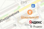 Схема проезда до компании Салон оптики в Новосибирске