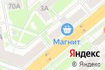 Схема проезда до компании Скорая полиграфическая помощь в Новосибирске