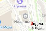 Схема проезда до компании Новосибирскнефтегазпереработка в Новосибирске
