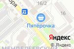 Схема проезда до компании Кенгу 24 в Новосибирске