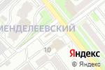 Схема проезда до компании Говорушка в Новосибирске