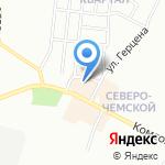 Белка на карте Новосибирска