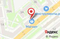 Схема проезда до компании Издательство «Бизнесс-Пресса» в Новосибирске