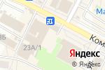 Схема проезда до компании Магазин сантехники и инструмента в Новосибирске