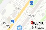 Схема проезда до компании Сибирская метелица в Новосибирске