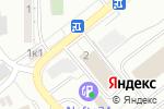 Схема проезда до компании Автозапчасти для Mitsubishi в Новосибирске