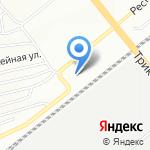 АВТОЛЮБИТЕЛЬ54 на карте Новосибирска