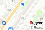 Схема проезда до компании Пекарня в Новосибирске