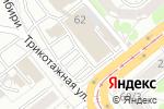 Схема проезда до компании Магазин женской одежды в Новосибирске