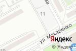 Схема проезда до компании Мастерская в Новосибирске