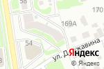 Схема проезда до компании Дикая Мята в Новосибирске