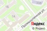 Схема проезда до компании Сибирский научно-исследовательский и испытательный центр медицинской техники в Новосибирске