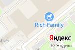 Схема проезда до компании Babysmail в Новосибирске