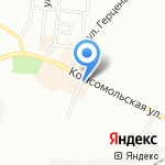 Домашняя выпечка на карте Новосибирска