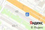 Схема проезда до компании Детский островок в Новосибирске