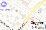 Схема проезда до компании EDVARG в Новосибирске