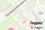 Схема проезда до компании Пекарня-кондитерская в Новосибирске