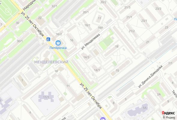 продажа квартир по ул. 25 лет Октября