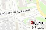 Схема проезда до компании 777 в Новосибирске