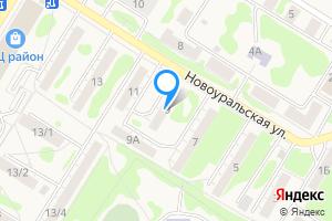 Снять двухкомнатную квартиру в Новосибирске Ул.Новоуральская 9