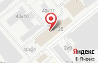 Схема проезда до компании Будолайн в Новосибирске