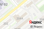 Схема проезда до компании Сибирский Кедр в Новосибирске