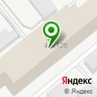 Местоположение компании ТехноСпецРесурс