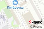 Схема проезда до компании Хозтоварищ 3000 мелочей в Новосибирске