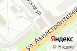Схема проезда до компании Самарканд в Новосибирске