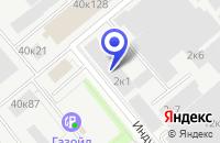 Схема проезда до компании ТФ АЛИТЕТ в Новосибирске
