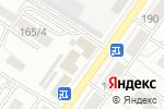 Схема проезда до компании Магазин-пекарня в Новосибирске