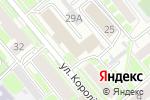 Схема проезда до компании ИН-Строй в Новосибирске