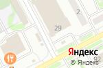 Схема проезда до компании Морожко в Новосибирске
