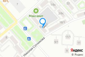 Студия в Новосибирске Бронная ул., 11\u002F3