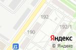 Схема проезда до компании АВТОСПЕЦ в Новосибирске