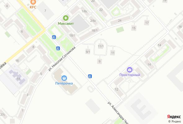 жилой комплекс Просторный