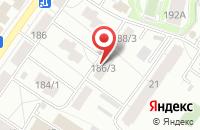 Схема проезда до компании Элита Сибири в Новосибирске