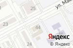 Схема проезда до компании Парацельс в Новосибирске